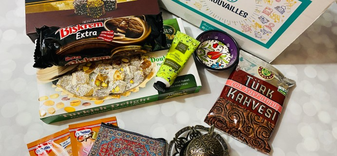 Trouvailles March 2021 Subscription Box Review