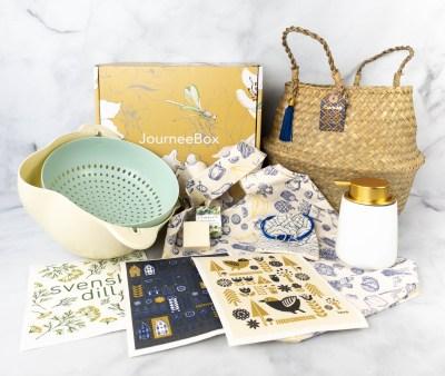Journee Box Review – ZERO-WASTE BOX