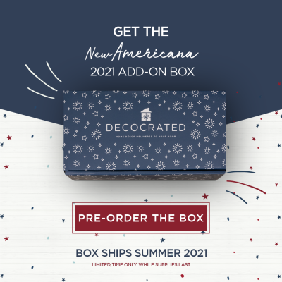 Decocrated New Americana Box 2021 Available For Preorder Now!