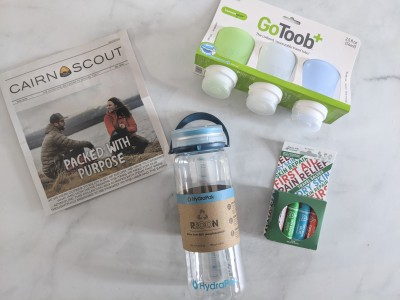 Cairn April 2021 Subscription Box Review + Coupon