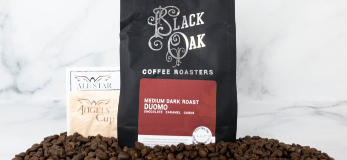 Angels' Cup Subscription Review & Coupon – Black Oak Coffee Roasters