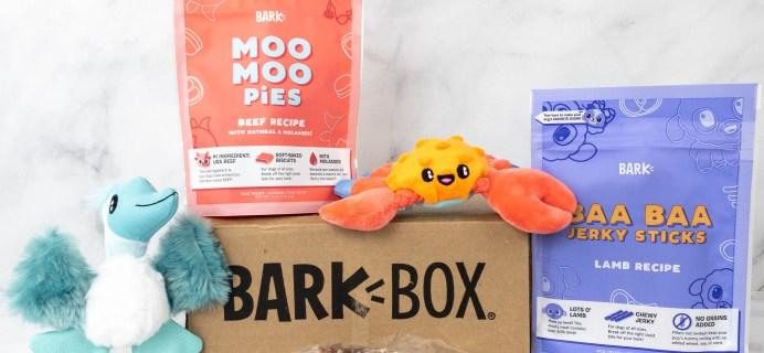 Barkbox Review + Coupon – April 2021