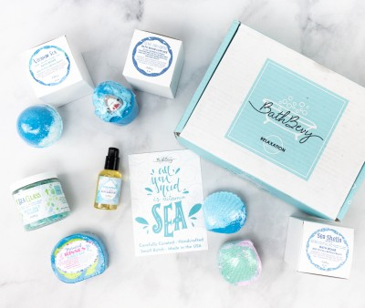 Bath Bevy April 2021 Bath Subscription Box Review + Coupon