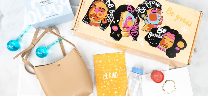 BE KIND by Ellen Spring 2021 Subscription Box Review