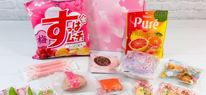 Bokksu Japanese Snacks Subscription Review + Coupon – April 2021