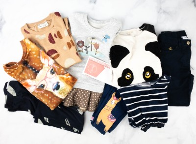 Everlasting Wardrobe Kids Clothing Rental Subscription Review