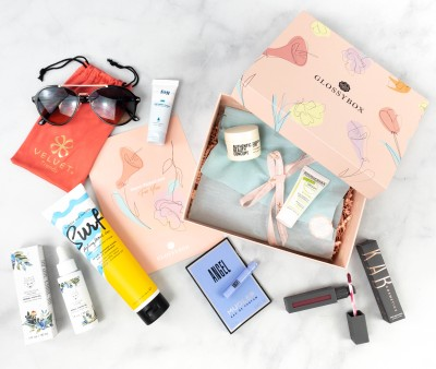 GLOSSYBOX Mother's Day Limited Edition Box 2021 Review