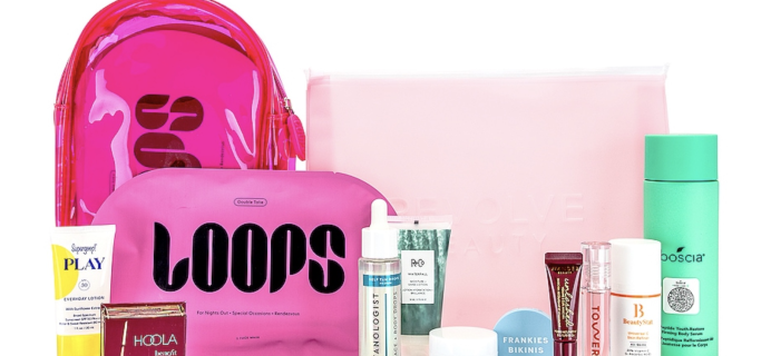 Revolve Spring Essentials Beauty Bag Available Now + Full Spoilers!