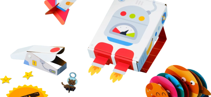 Sago Mini Space Explorer Box Spoilers + First Box $10 Coupon!