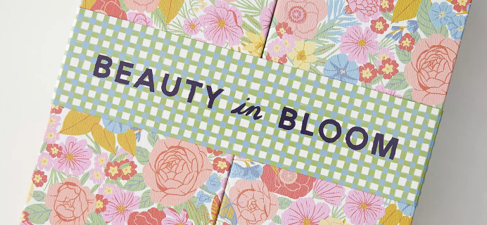 Anthropologie 2021 Mother's Day Beauty Blooms Gift Set Available Now + Spoilers!