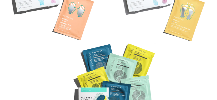 Patchology Mother's Day Self-Care Essential Kits Available Now!