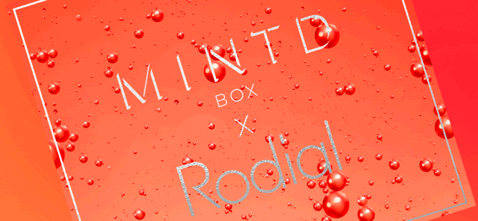 MINTD Box May 2021 Full Spoilers!