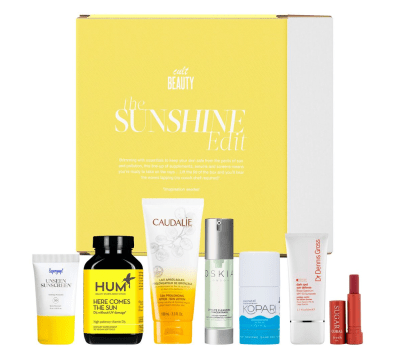 The Cult Beauty The Sunshine Edit Full Spoilers – Available Now!