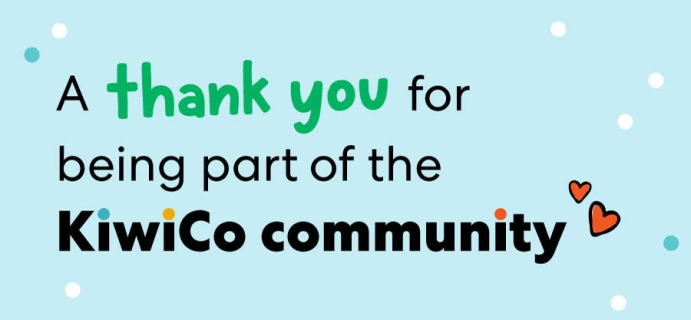 KiwiCo Sale: Get Up To Three Months FREE!
