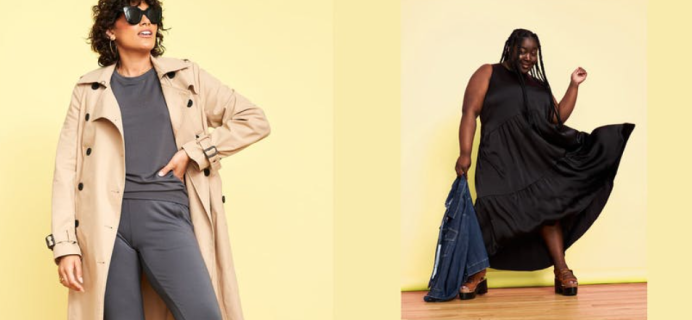 Universal Standard Spring Outfits Available Now + Coupon!