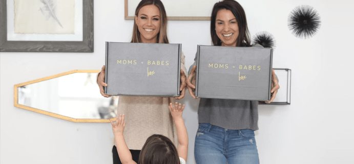 Moms + Babes Box Spring 2021 Full Spoilers + Coupon!