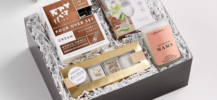Mother's Day Gift Idea: Crate & Barrel – Best Mom Ever Gift Set!