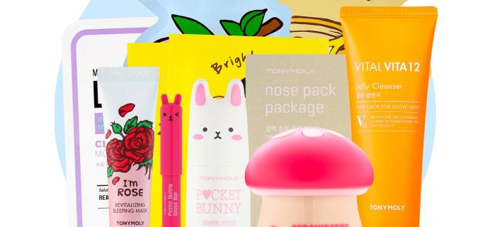 Tony Moly April 2021 Monthly Bundle Available Now + Full Spoilers!