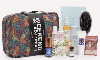 2021 Liberty London Living for the Weekend Beauty Kit Available Now + Full Spoilers!