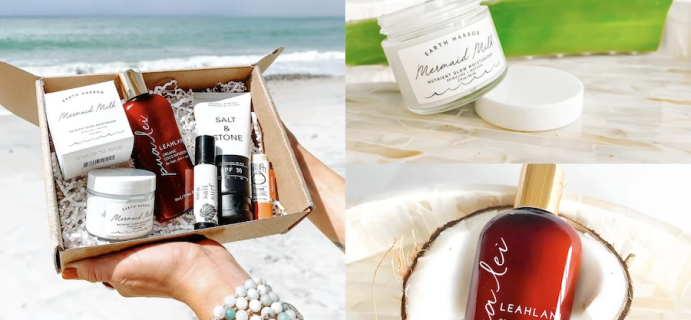 Beachly Beauty Box Launches With Beach-Inspired Cruelty-Free Clean Beauty!