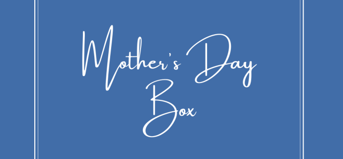 Posh Home Box 2021 Limited Edition Mother's Day Box Available Now!