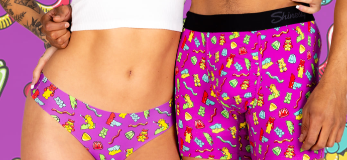 Shinesty Coupon: Get $10 Off First Undies Order!