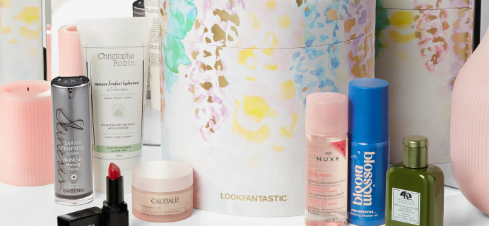 Lookfantastic Mother's Day 2021 Limited Edition Beauty Box Available Now + Full Spoilers + Coupon!