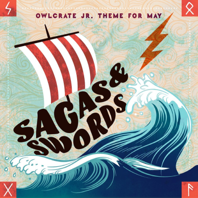 OwlCrate Jr. May 2021 Theme Spoilers + Coupon!