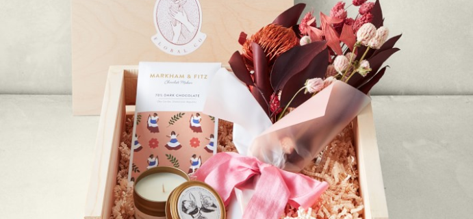 Williams Sonoma Pinking Of You Gift Basket – Great Gift For Mother's Day!