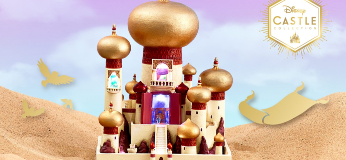 Disney Castle Collectible Series Series #7 Spoilers – ALADDIN!