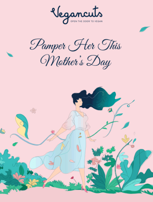 Vegancuts Limited Edition Mother's Day Gift Box: Time To Pamper Mom!