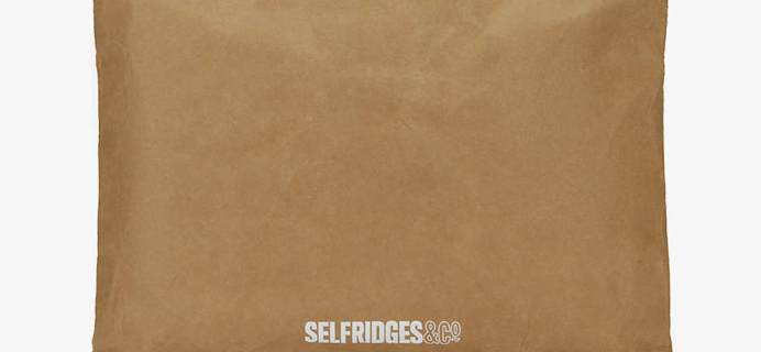 SELFRIDGES Project Earth Beauty Bag 2.0