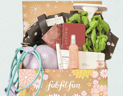 FabFitFun Coupon: Get 40% Off Your First Box!