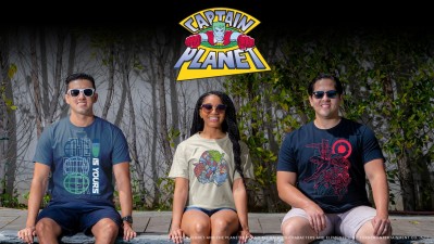 Loot Crate Limited Edition Captain Planet Capsule Collection Available Now!