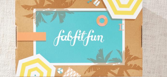 FabFitFun Summer 2021 FULL SPOILERS + New Choice Items!