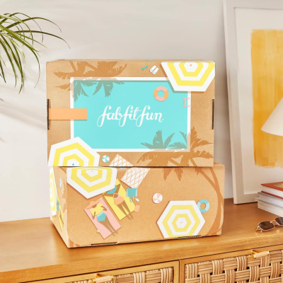 FabFitFun Summer 2021 Selection Time For Annual Members Open Now!