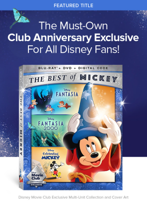 Disney Movie Club May 2021 Selection Time + Coupon!