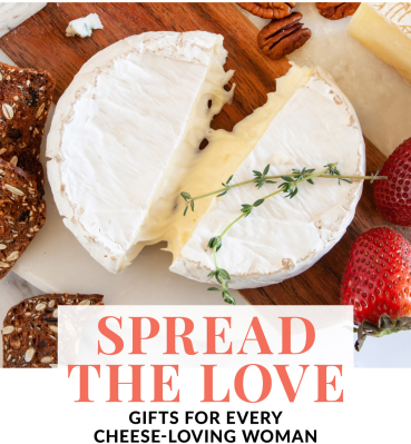 Mother's Day Gift Ideas: Surprise Your Cheese-Loving Mom With Igourmet Cheese Gift Boxes!