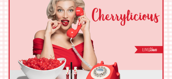 LiveGlam Lippie Club May 2021 Full Spoilers + Coupon!