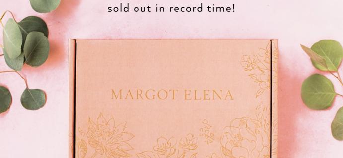 Margot Elena Fall 2021 Discovery Box Available Now