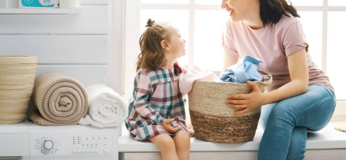 MyGreenFills Mother's Day Deal Gives You 100 FREE Loads Of Laundry Wash!