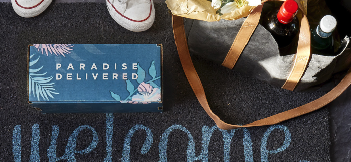 Paradise Delivered May 2021 Full Spoilers + Coupon!