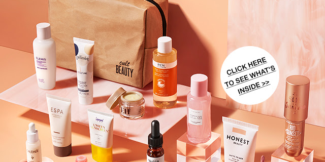 Reward Yourself With The Cult Beauty The Tried and Tested Goody Bag GWP + Full Spoilers!