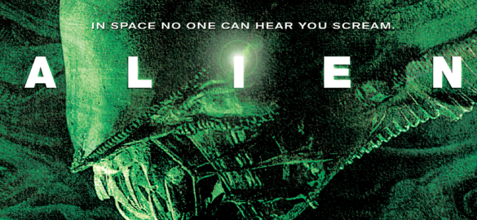 Loot Crate Limited Edition Alien Capsule Collection Available Now!