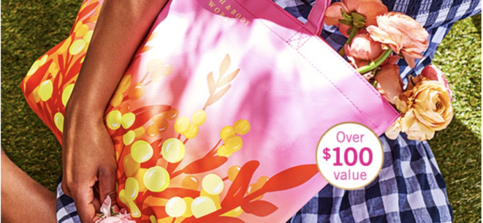 Bath & Body Works Spring 2021 Mother's Day VIP Tote Available Now + FULL Spoilers!