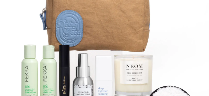 Feelunique Gemma Styles Doing Good Kit: Eco Friendly, Cruelty Free, Sustainable Beauty Swaps!