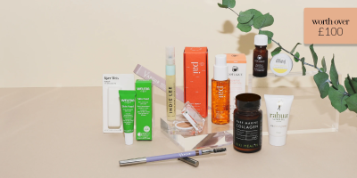 Naturisimo GWP: FREE Bestsellers Set With £100+ Purchase!