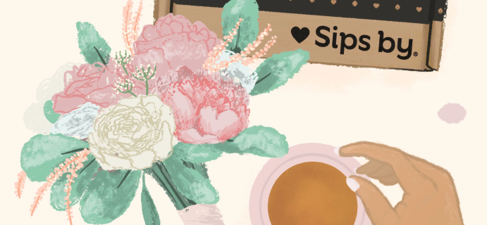 Sips by Bridal Tea Box Is Here To Calm You Before Walking Down The Aisle!