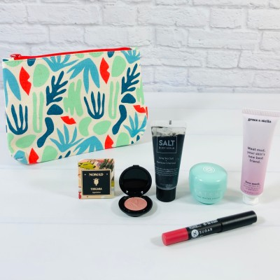 Ipsy Glam Bag April 2021 Review – Classic