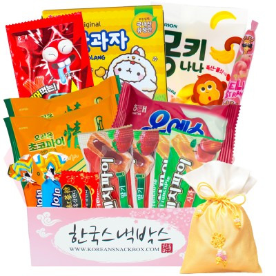 Korean Snack Box May 2021 FULL Spoilers + Coupon!